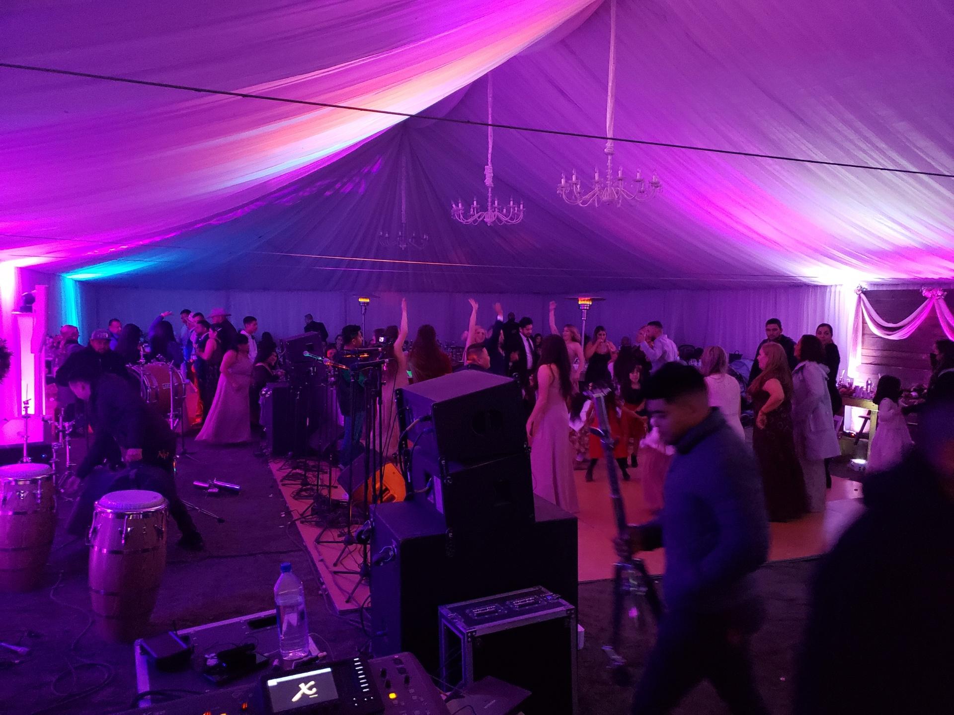 DJs Etc Reception 1-1
