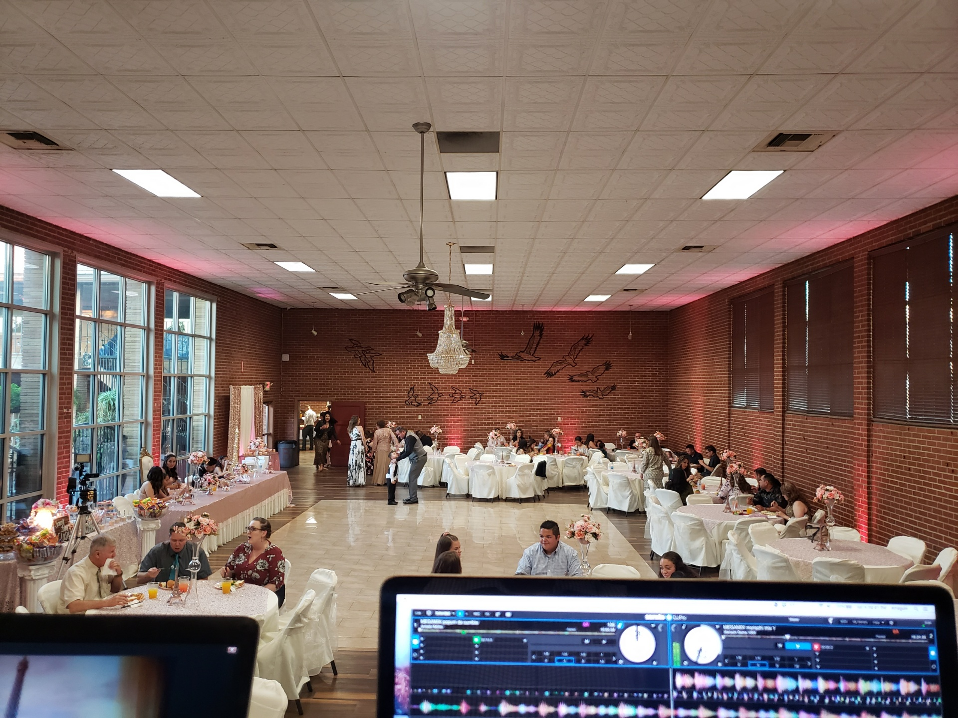 DJs Etc Reception 2-2