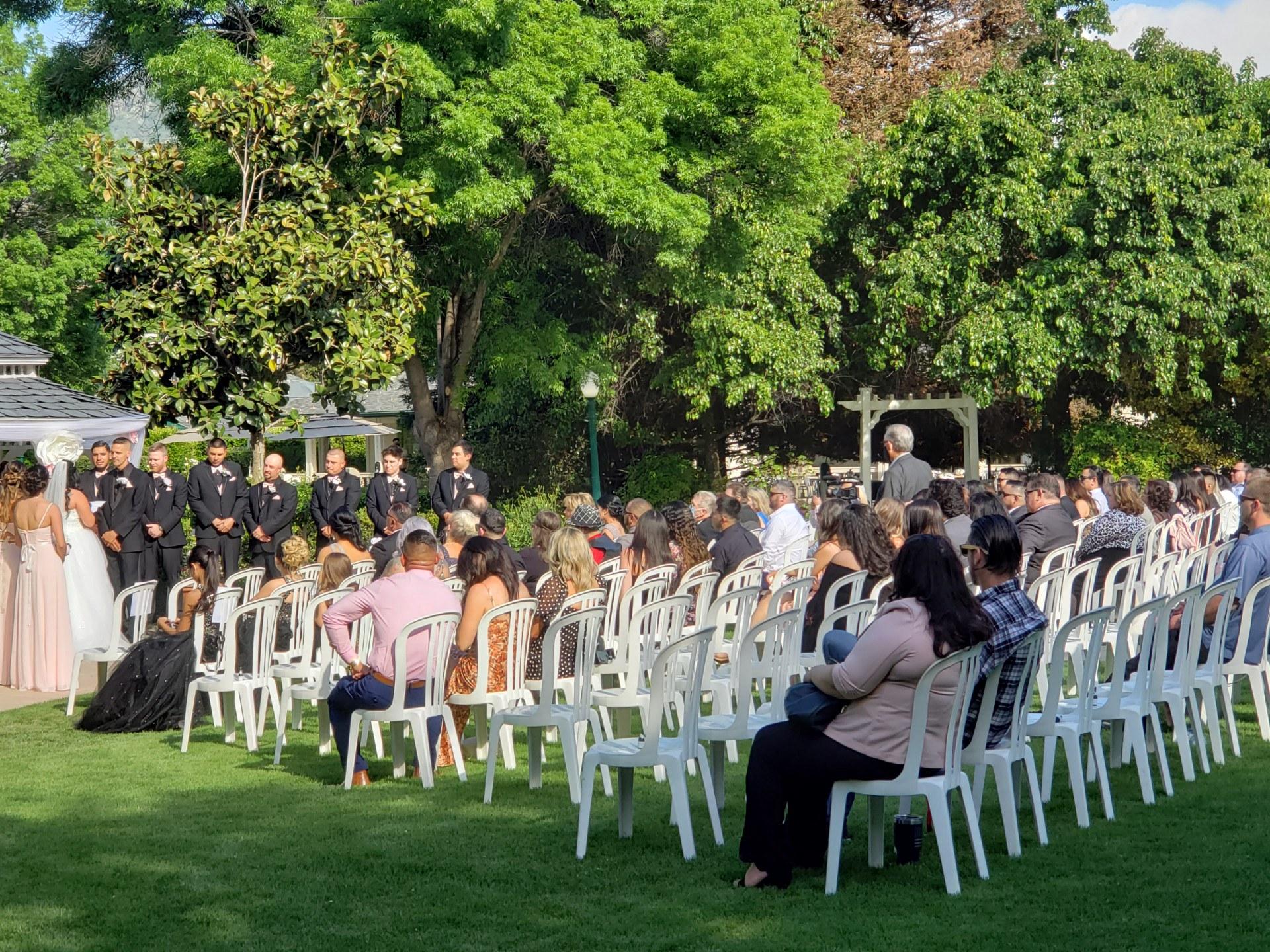 DJs Etc Wedding Ceremony 1-3